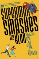 Superman Smashes the Klan book cover